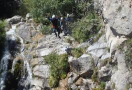 Canyoning Dans Les Cévennes Dans L'Orgon, Entre Le Gard Et L'Hérault En Languedoc. Activités De Pleine Nature à Sensations...