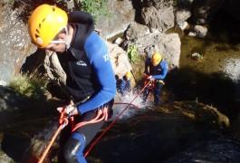 Canyoning Et Rappel Dans Le Caroux Près De Montpellier