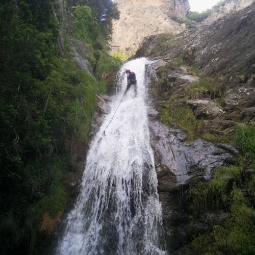 Canyoning Au Caroux Au Ruisseau D'albes