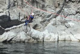 Canyoning Initiation Et Découverte Dans En Cévennes Canyon Du Soucy
