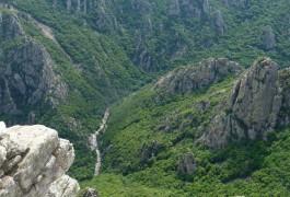 Entre2nature: Escalade Et Grande Voie Dans Les Cévennes Et Le Caroux, Dans L'Hérault Et Le Gard En Languedoc-Roussillon.