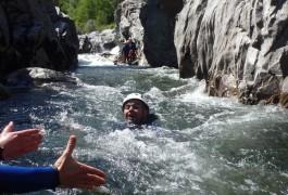 Randonnée Aquatique Et Canyoning Dans Le Gard Et L'Hérault En Languedoc-Roussillon, Près De Montpellier, Pour Des Sports De Pleine Nature à Sensations Découverte.