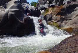 Randonnée Aquatique En Cévennes, Tout Près D'Anduze Dans Le Gard, Aux Frontières De L'Hérault. Avec Les Moniteurs D'Entre2nature