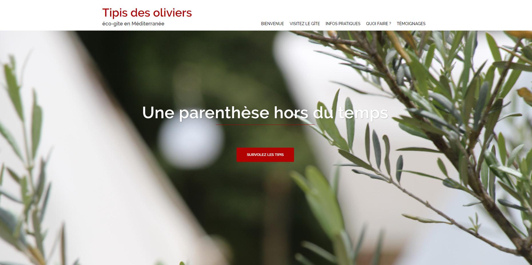 gite écologique près de Montpellier et Nîmes