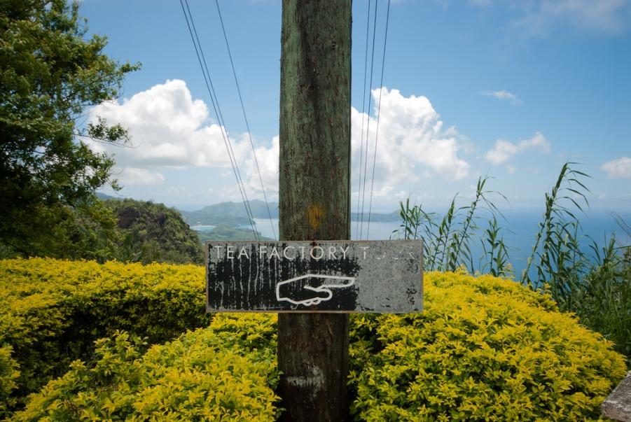 Randonnée Aux Seychelles National Park