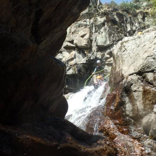Canyoning Et Rappel Dans Les Cévennes Au Mont Aigoual Au Tapoul