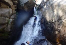 Canyoning Et Toboggan Dans Les Cévennes, Près Du Gard Et De L'Hérault, En Lozère.