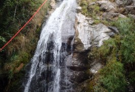 Canyoning Dans L'Albès, Au Coeur Du Caroux, Dans Le Département De L'Hérault