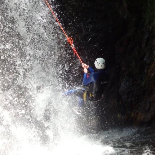 Canyoning Dans Le Gard Et Les Cévennes, Tout Près De L'Hérault Et De Montpellier