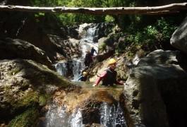 Canyoning Dans Le Gard En Cévennes Aux Cascades D'Orgon