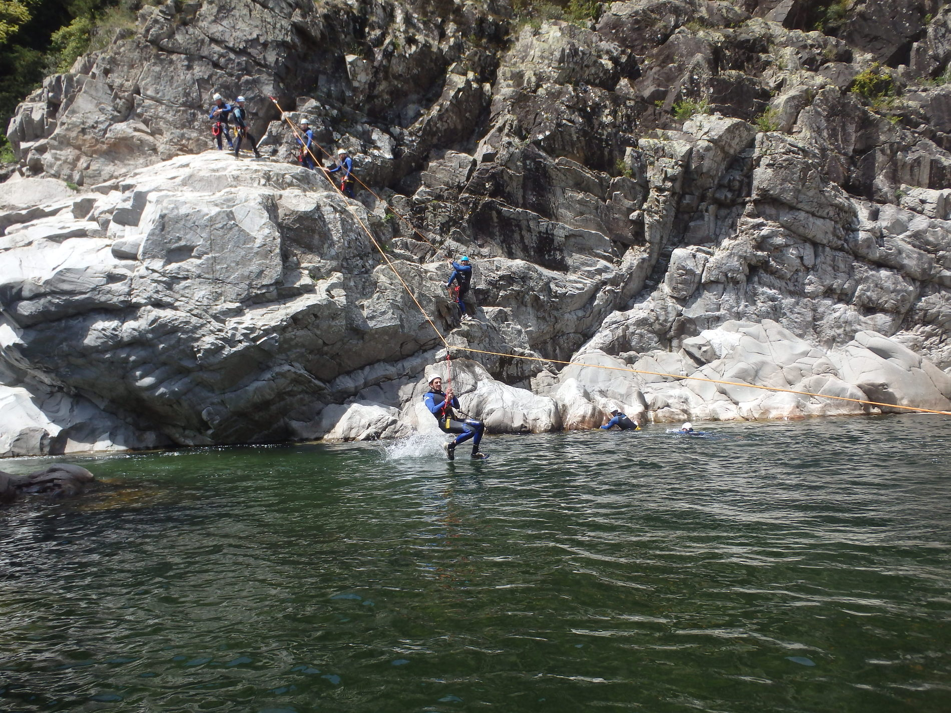 canyoning-montpellier-herault-gard-cevennes