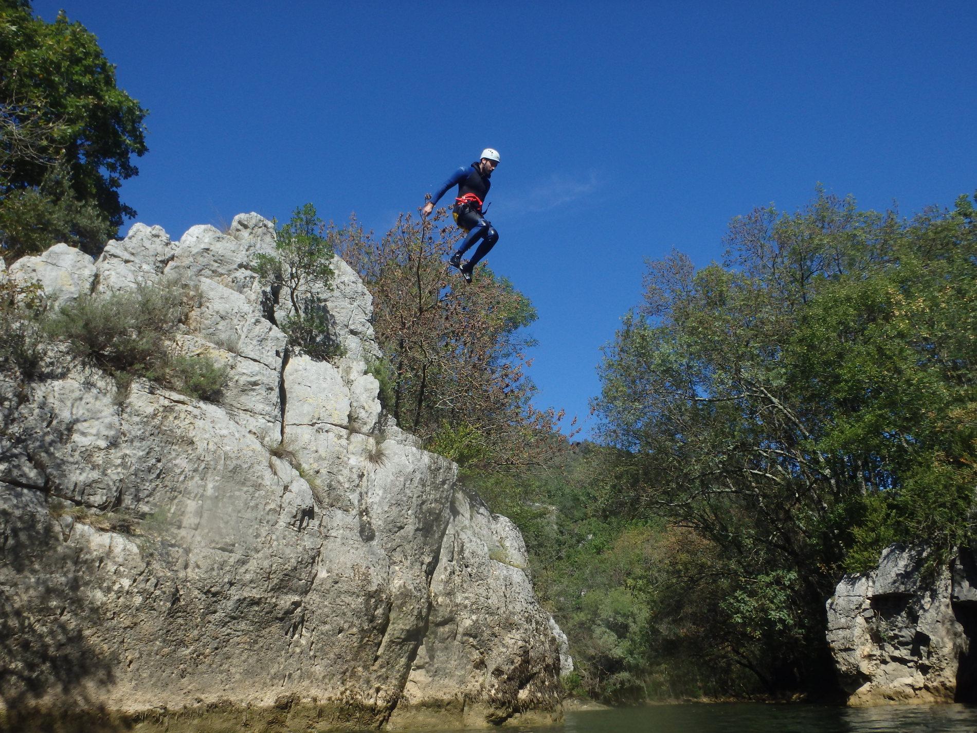 canyoning-ravin-arcs-montpellier-herault