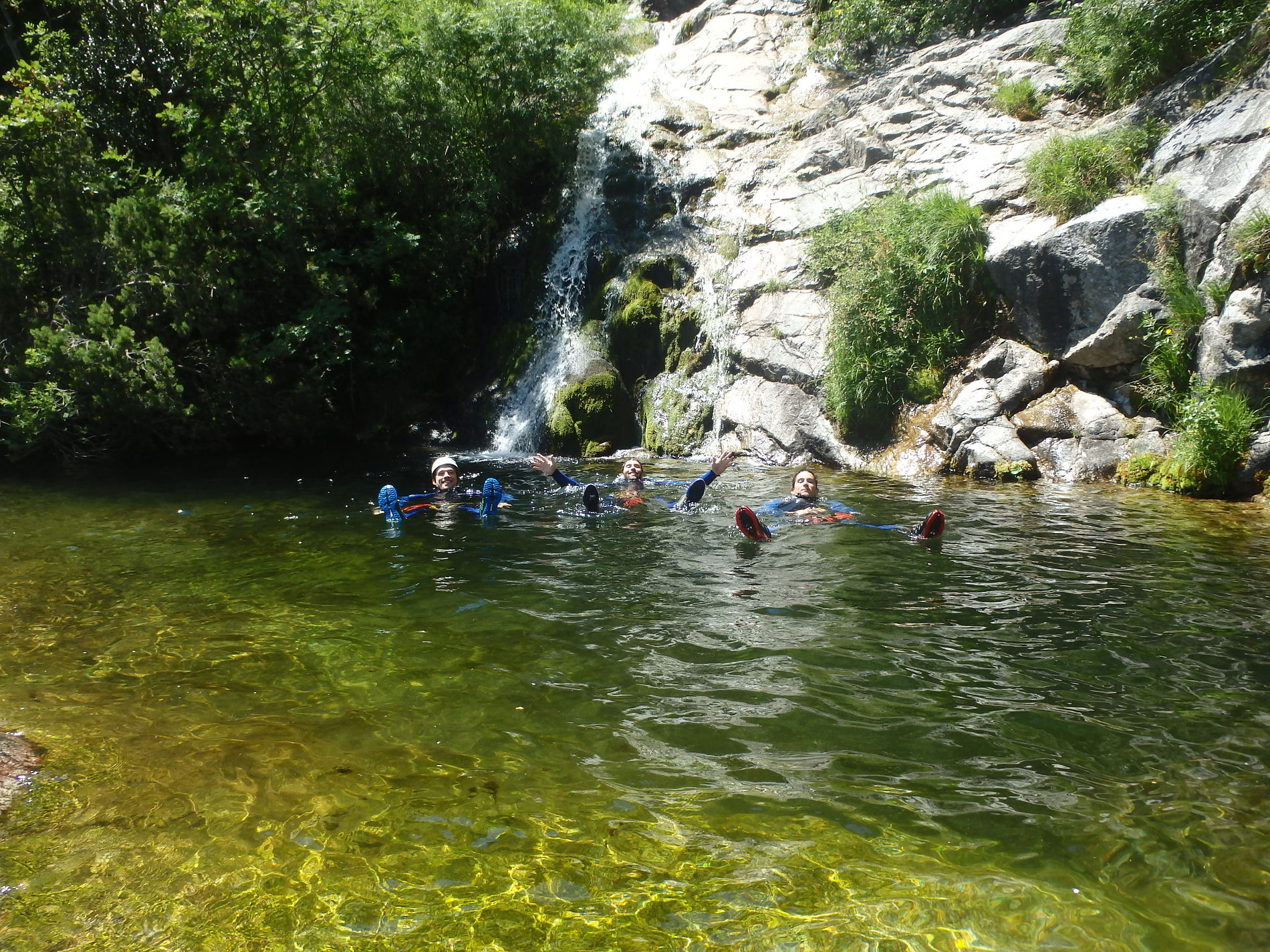 canyoning-vialais-caroux-moniteur-montpellier