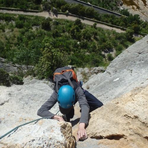 Moniteur D'escalade Dans Le Gard Et L'Hérault, Entre Nîmes Et Montpellier