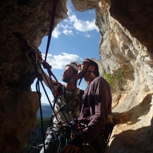 Moniteur D'escalade Dans L'Hérault En Languedoc-Roussillon