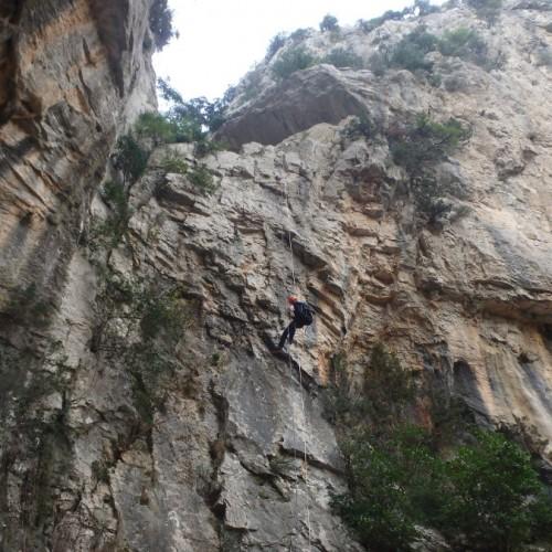 Parcours-aventure Au Verdus Près De Saint-Guilhem Le Désert Dans L'Hérault