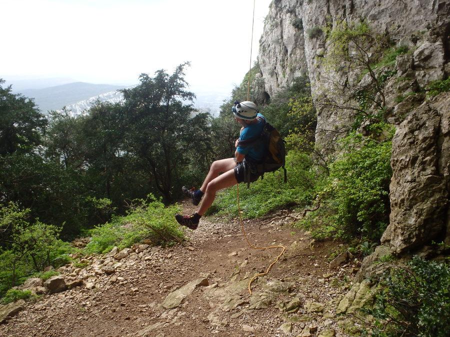 Randonnée-Rappel du Pic St-Loup: Montpellier   Entre2nature
