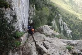Randonnée-rappel Au Pic Saint-Loup Pour Un Parcours D'aventure D'exception