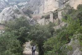 Rappel Et Randonnée Au Verdus Près De Montpellier Dans L'Hérault