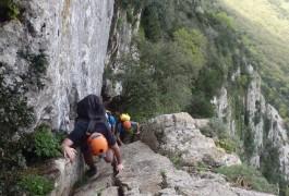 Randonnée-rappel Au Pic Saint-Loup Près De Montpellier Dans L'Hérault