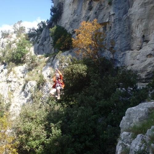 Via-ferrata à Montpellier Dans L'Hérault Et Le Gard Avec Les Moniteurs Du Languedoc