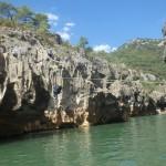Canyoning à Saint-Guilhem Le Désert Près Du Pont Du Diable Et De Montpellier Dans L'Hérault