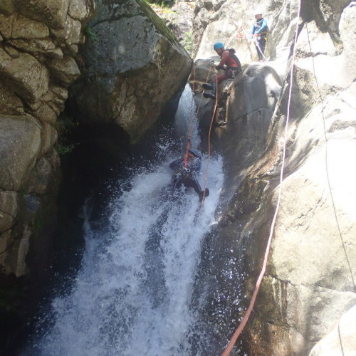 Canyon Et Toboggan En Cévennes Au Tapoul Avec Entre2nature