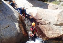 Canyon Du Rec Grand à Mons La Trivalle Près De Montpellier