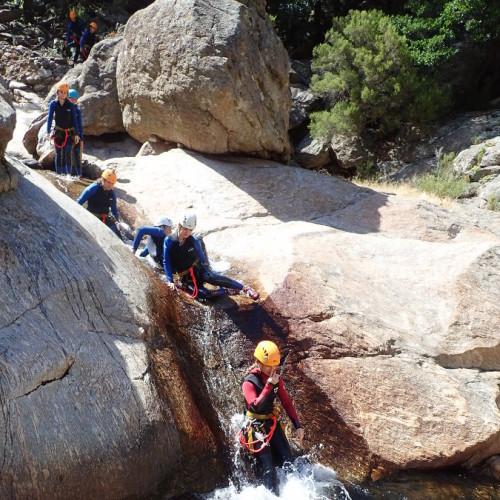 Canyon Du Rec Grand à Mons La Trivalle