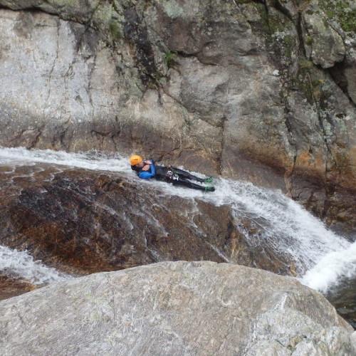 Canyon à Mons La Trivalle Et Son Plus Beau Toboggan