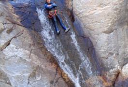 Canyon Du Rec Grand à Mons La Trivalle Dans L'Hérault, Près De Béziers Et Montpellier