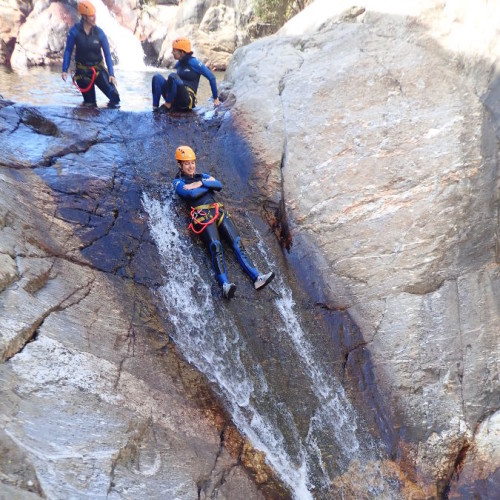 Canyon Du Rec Grand à Mons La Trivalle Dans L'Hérault
