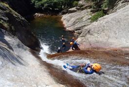 Canyon Du Rec Grand à Mons La Trivalle, Et Béziers Et Son Plus Beau Toboggan