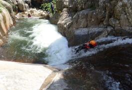Canyon Du Rec Grand à Béziers Et Ses Nombreux Toboggans