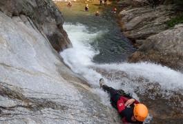 Canyon Du Rec Grand Près De Montpellier Avec Entre2nature