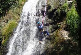 Canyoning Dans Le Caroux Au Canyon De L'Albès En Languedoc