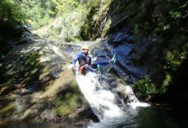 Canyoning Dans Le Caroux Et Son Toboggan