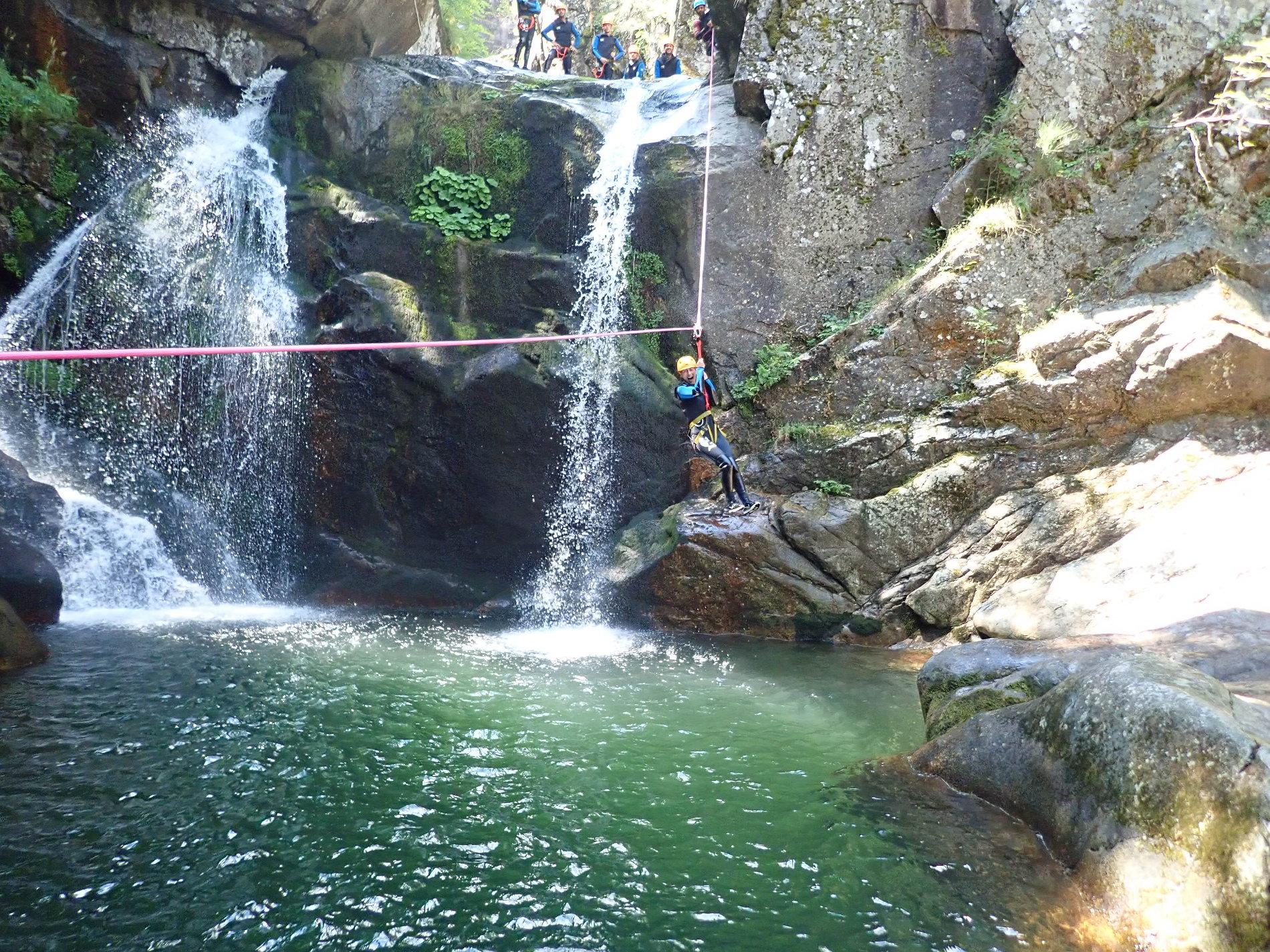 canyoning-cevennes-tapoul-canyon