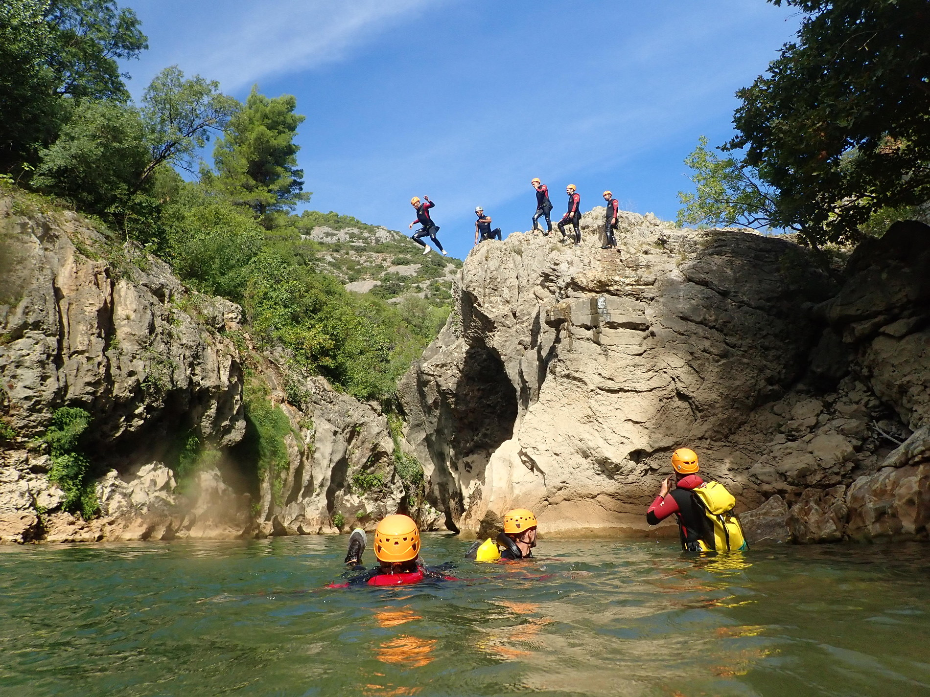 canyoning-diable-herault-montpellier-guilhem1