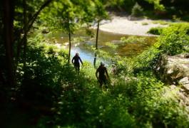 Canyoning Dans Le Gard Au Soucy Près D'Anduze Et Alès