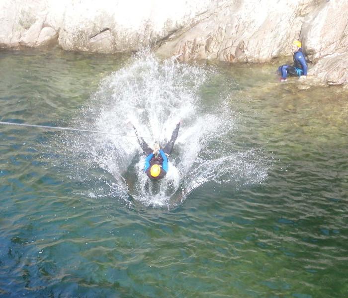 Canyoning Dans Le Gard Au Soucy, Proche D'Anduze Et Nîmes