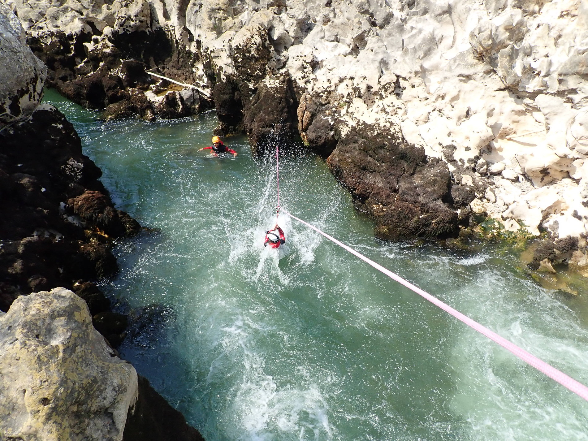 canyoning-gorges-herault-diable-montpellier