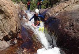 Canyoning à Béziers Et Mons La Trivalle Près De Montpellier Dans L'Hérault