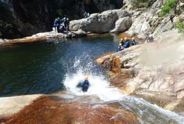 Canyoning Dans Le Rec Grand à Béziers Et Mons La Trivalle Dans L'Hérault