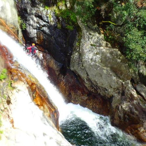 Canyoning à Mons La Trivalle Et Sa Descente En Rappel