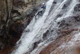Canyoning Et Rappel à Mons La Trivalle Dans L'Hérault