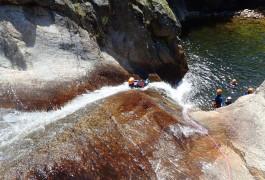 Canyoning Et Toboggan Près De Béziers Et Mons La Trivalle Dans L'Hérault