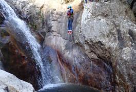 Canyoning à Béziers Et Mons La Trivalle Dans Le Canyon Du Rec Grand