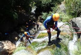Canyoning Et Rappel Dans Le Caroux Au Ruisseau D'Albès
