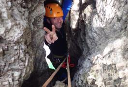 Canyoning Au Ravin Des Arcs Près De Montpellier Avec Son Rappel